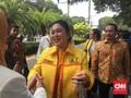 Prabowo Sambangi Rumah Titiek Soeharto Usai Umumkan Sandi