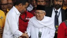 OJK Tak Larang Ma'ruf Amin Tetap Menjabat di Bank Syariah
