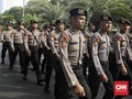 Ribuan Personel Polri-TNI Hadiri HUT Bhayangkara di Monas