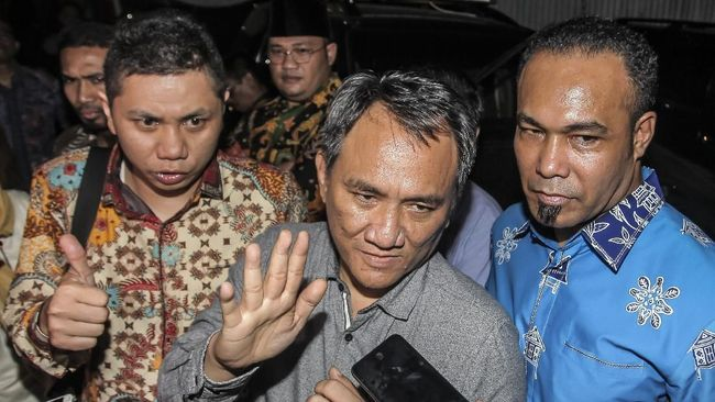 Polisi Tak Temukan Narkoba Saat Penangkapan Andi Arief