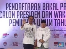 Ini Kata Analis di Media Asing Soal Jokowi Pilih Ma'ruf Amin