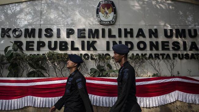 KPU Tak Larang Capres Bawa Catatan dan Alat Bantu