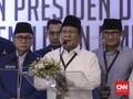 Pengundian Nomor Urut, Prabowo-Sandiaga Tiba di KPU