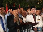 Amien Rais Beri Restu Prabowo Jadi Menhan Jokowi, Ada Apa?
