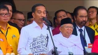 Kemeja Daftar Capres Jokowi Laris Manis di Dunia Maya