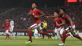 Susunan Timnas Indonesia U-16 vs India: Supriadi Starter