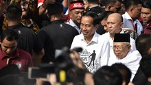 Ketua TKD Jatim Buka Rekening Dana Kampanye Jokowi-Ma'ruf
