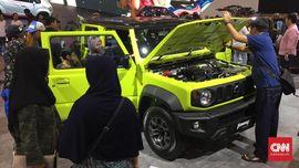 Daihatsu Anggap Suzuki Gamang Soal Jimny