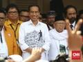 Erick, Najwa, dan Wishnutama di Pusaran Isu Ketua Tim Jokowi