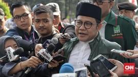 Cak Imin Maklumi Ma'ruf Belum Dongkrak Elektabilitas Jokowi