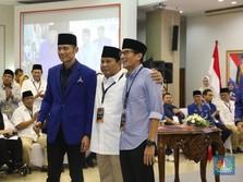 Prabowo dan Sandiaga Resmi Daftar Capres-Cawapres ke KPU