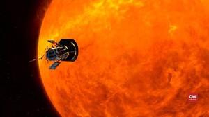 VIDEO: NASA Buat Misi Untuk 'Menyentuh Matahari'