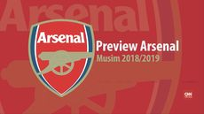 VIDEO: Preview Arsenal Musim 2018/2019