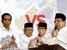 Di Mana Lumbung Suara Jokowi-Amin? Ini versi KawalPemilu.Org