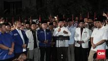 Daftar Petinggi Badan Pemenangan Nasional Prabowo-Sandi