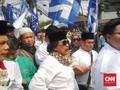 Jaja Miharja Kesal Diadang Saat Antar Prabowo-Sandi Daftar