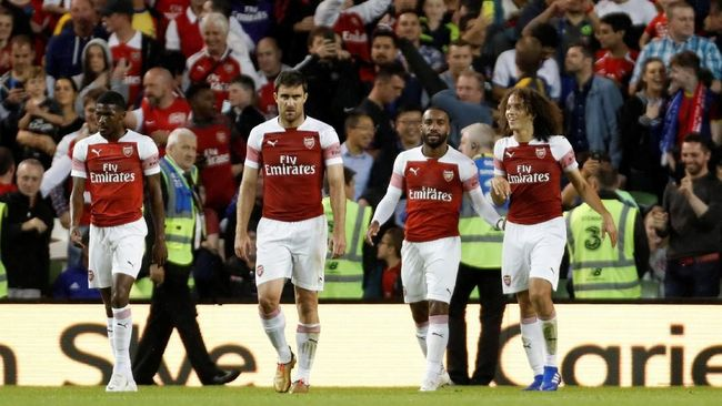 Juara Masih Menjadi Mimpi bagi Arsenal