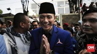 AHY: Polisi Sudah Memutuskan Andi Arief Akan Direhabilitasi