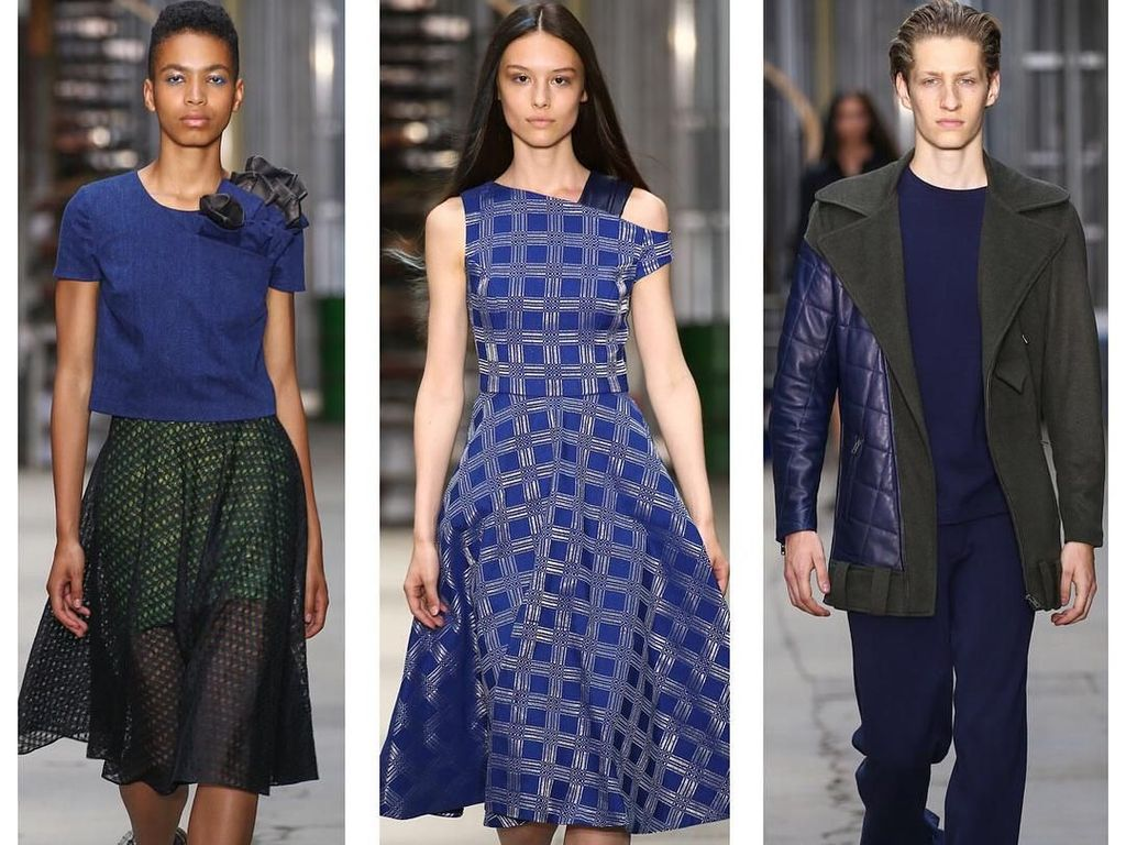 Intip Koleksi Terbaru Putra Capres Prabowo di Paris Fashion Week