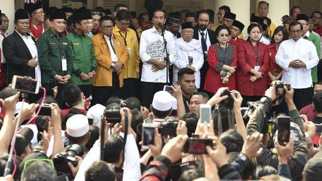 Menilik Keseimbangan Poros Jokowi-Maruf dan Prabowo-Sandi