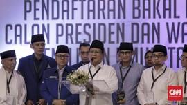Deklarasi Relawan Pena 45 Dihadiri Sedikit Elite Tim Prabowo
