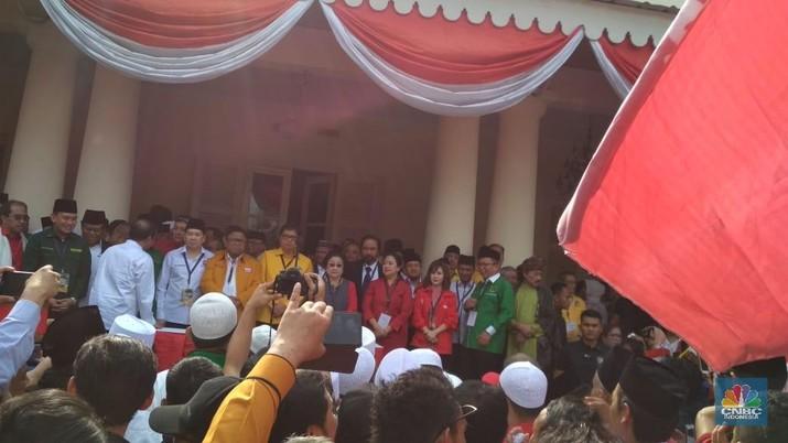 Jokowi: Rokan, Mahakam, Freeport Adalah Bukti Bukan Fiksi