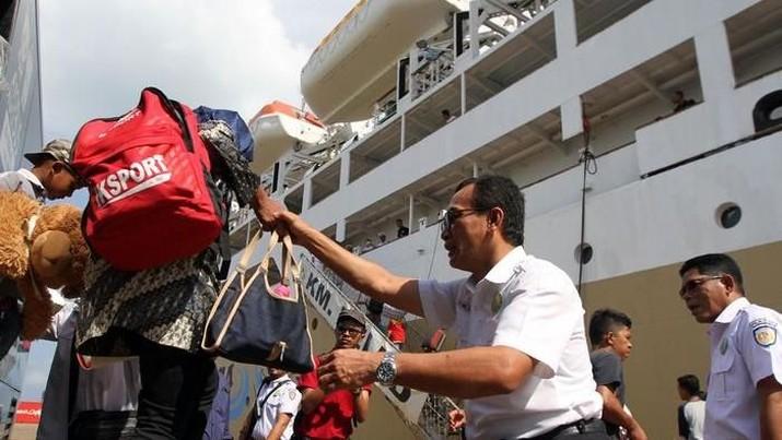 Kata Manajemen Soal Ancaman Mogok Nasional Karyawan Pelni