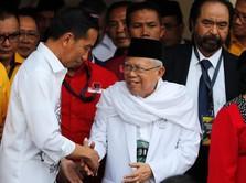 Ekonomi Jokowi-Ma'ruf: Setop Impor dan Geser Dominasi Asing