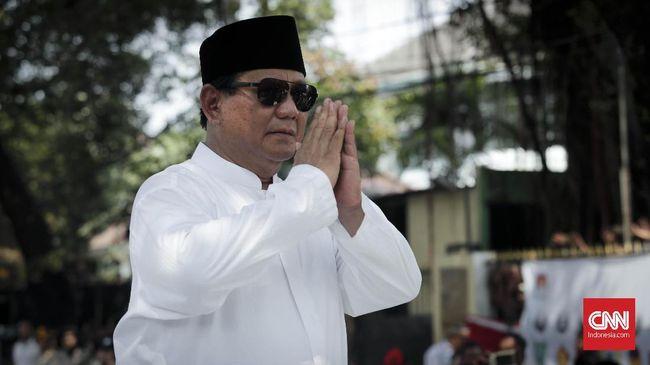 Prabowo Disebut Tak Mau Paksa Pilihan Politik Kader Demokrat
