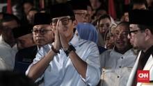 Sandi Ungkap Sempat Sujud Syukur Saat SBY Dukung Prabowo