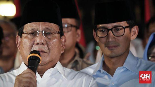 Demokrasi Sistem Terbaik, Prabowo Tak Ingin Ada Kecurangan