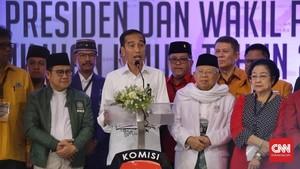 Pilpres 2019, Jokowi-Ma'ruf Target Menang Besar di Jakarta