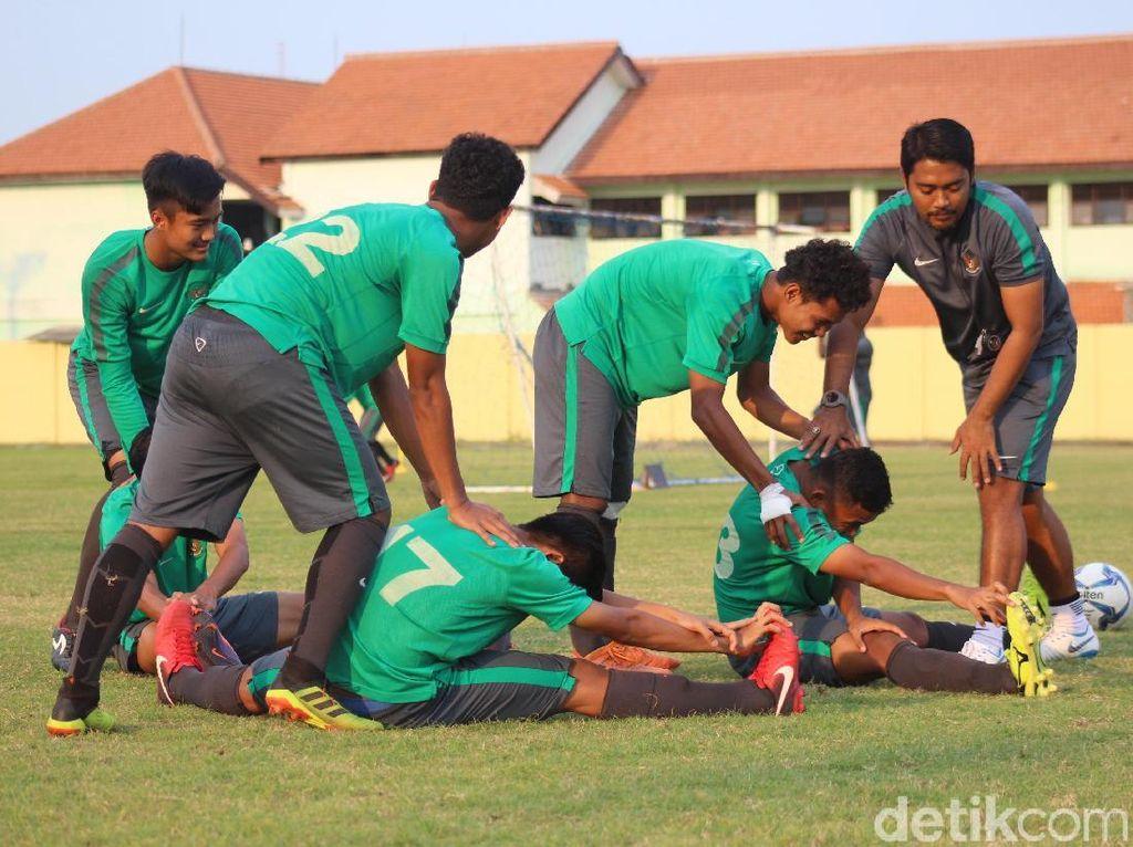 Thailand bukan lawan yang asing buat Timnas Indonesia U-16.