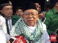 Gerindra Hormati Ma'ruf Amin Nonaktif Sebagai Ketua MUI