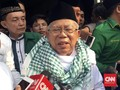 Ma'ruf Amin Hanya Titip Salam ke Rizieq Shihab saat di Mekah