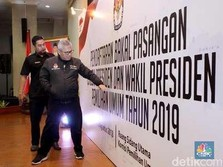 Real Count KPU 19.15 WIB: Jokowi 54,97% & Prabowo 45,03%