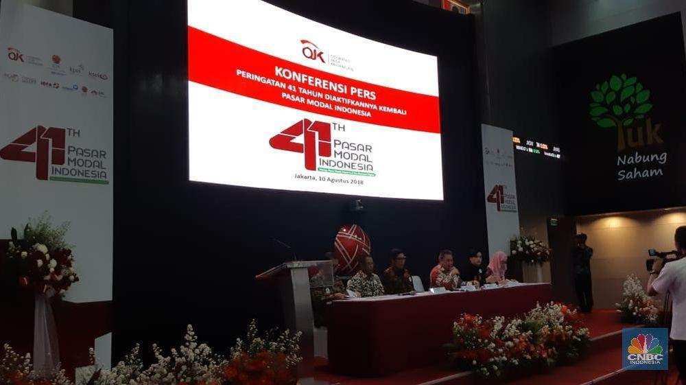 Dari sisi nilai kapitalisasi, Pasar Modal Indonesia telah tumbuh 2,52 juta kali.