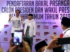 Dulu Kotak-Kotak, Kini Jokowi Pakai Kemeja