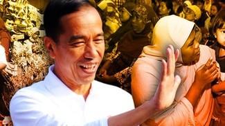 Politik Jokowi untuk Si Miskin