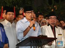 Sandi Digadang-gadang Jadi Capres 2024, Prabowo Gimana?