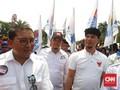 Bakar Semangat Buruh, Fadli Zon Promosi Jadi Caleg