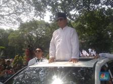 Ini Janji Prabowo Usai Daftar Capres 2019-2024