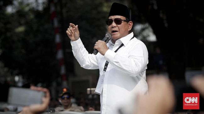 Gerindra Respons Kicauan #PrabowoTdkBisaSholat