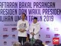 Jokowi-Ma'ruf Diajari Kekompakan di Simulasi Debat Capres