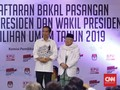 Jokowi: Prabowo dan Sandiaga Putra-putra Terbaik Bangsa