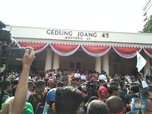Jokowi: Bersama Ma'ruf Amin, Saya Ingin Lanjutkan Perubahan