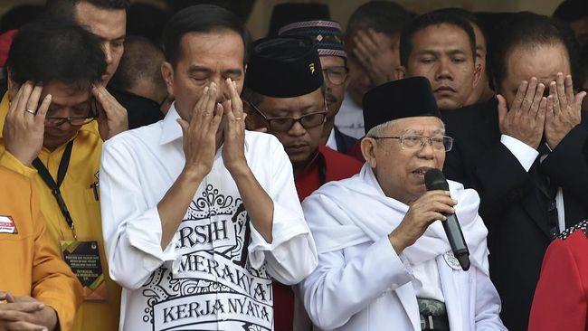 Jokowi, Pancasila dan Politik Identitas di Pilpres  2019