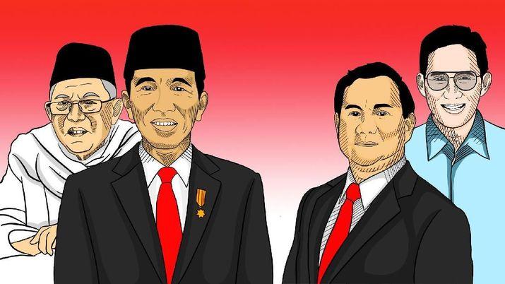 3 Kegagalan Jokowi Di Sektor Ekonomi Menurut Prabowo Sandiaga