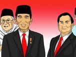 Real Count KPU 69%, Prabowo Tertinggal 13,4 Juta Suara