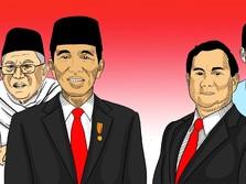 3 Kegagalan Jokowi di Sektor Ekonomi Menurut Prabowo-Sandiaga
